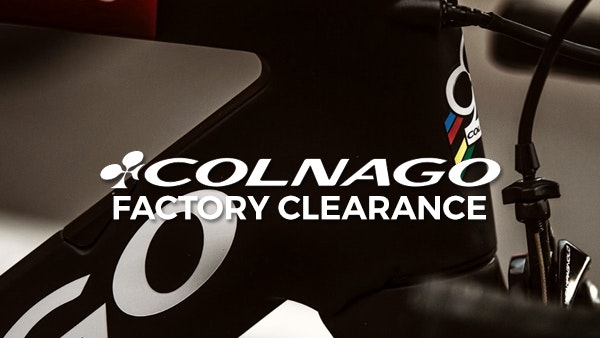 Colnago Factory Clearance