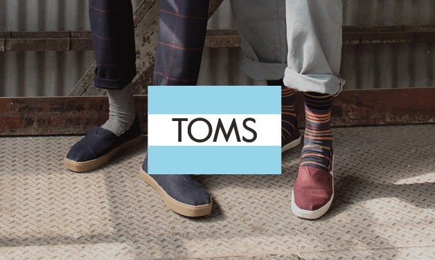 Shop Toms on Crèmm