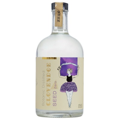 Clovendoe Distilling Co. Clovendoe Zero SEED