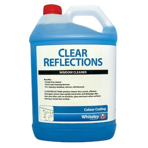 Glass Cleaner - Clear Reflections 5L