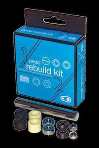 Crankbrothers Rebuild Kit Level 1 & 2 Pedals