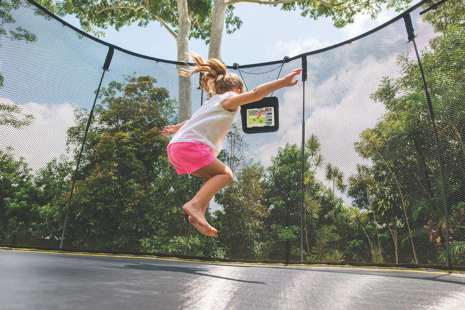 Springfree Smart Trampoline Review