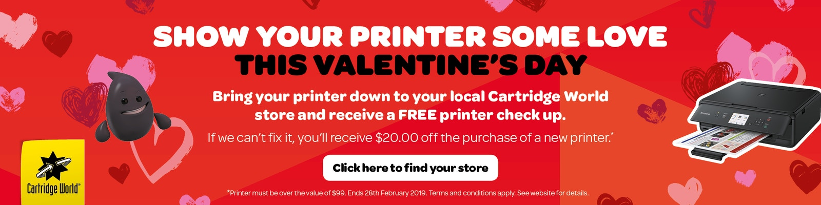 Show your printer some love