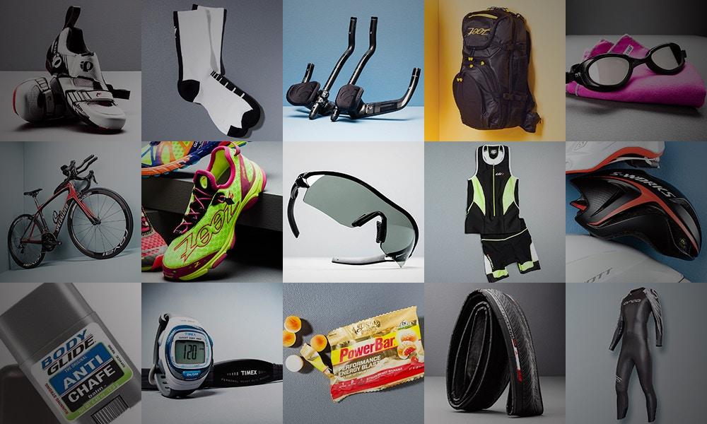 A to Z Triathlon Beginner's Checklist