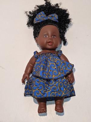 Designed by Florence Iyawa Ima Doll