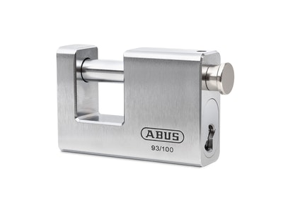 ABUS 93/100 High Security Monoblock Padlock