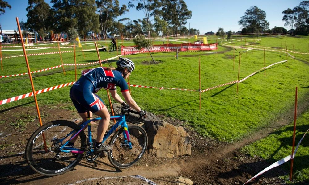 The Door to Cyclocross with Penny Hosken