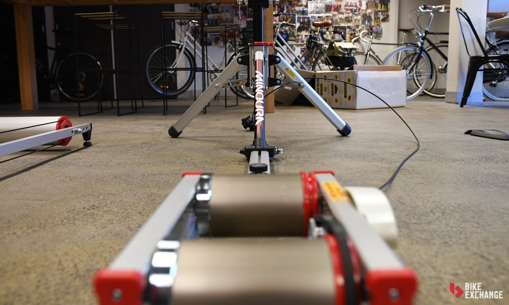 indoor trainer buyers guide bikeexchange hybrid rollers 1