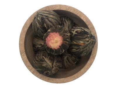 Mitea Organic - Green Tea Blooming Balls - 6 Pack