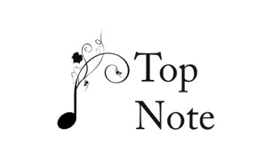 Top Note Logo