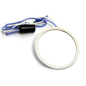 12V LED Angel Eye Halo Ring - Blue