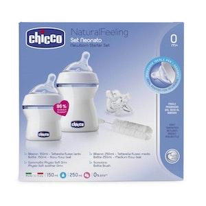 Chicco Natural Feeling Newborn Starter Set (Small)