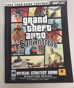 GTA : Grand Theft Auto San Andreas