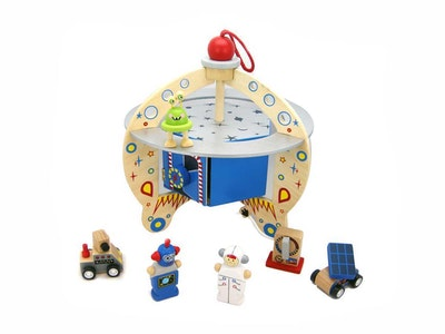 Koala Dream FLYING SAUCER PLAYSET