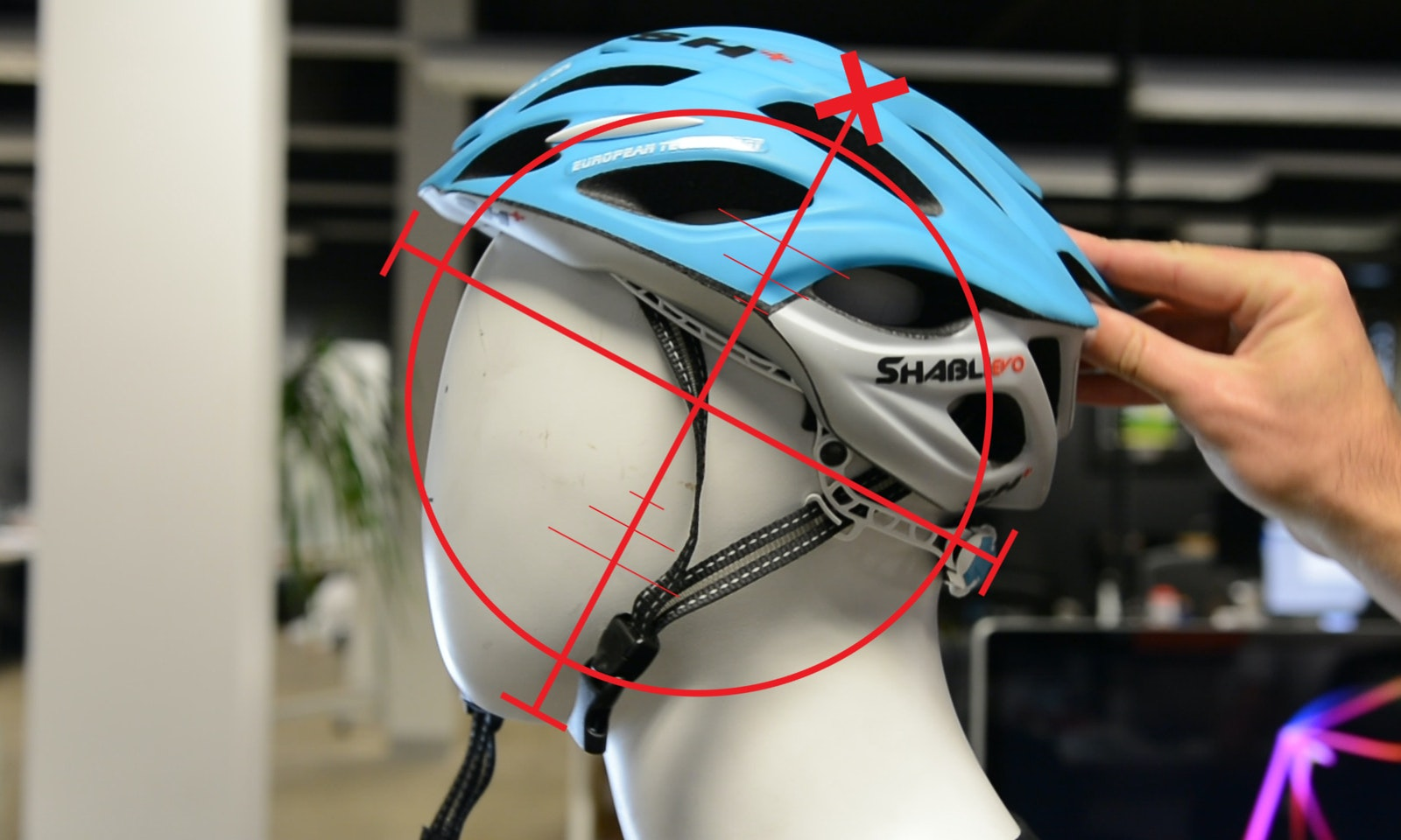 How To Properly Fit A Bicycle Helmet Bikeexchange Com Au