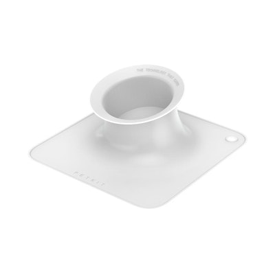 PETKIT 15° Can Food Holder - M - White