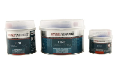 Troton Fine Fillers - 3 Sizes Available