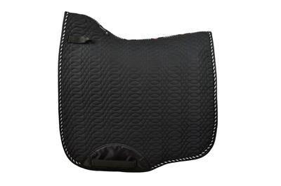 Kieffer Dressage Saddle Pad Black