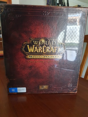 World of Warcraft - 'Mists of Pandaria' Collector's Edition
