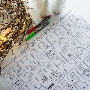 Christmas Advent Calendar - Countdown to Christmas