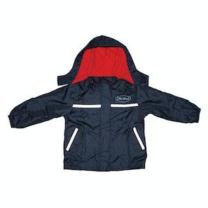 Silly Billyz XL Red/Navy Waterproof Jacket
