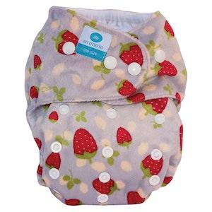 One Size Fits Most Nappy: Strawberry Shortcake