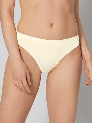 Wow Comfort Tai Bikini Brief - Ecru