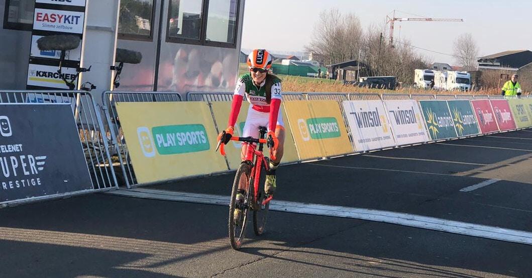 Northwave - Lucia Bramati wins in the Middelkerke, Northwave's nextgen comes up