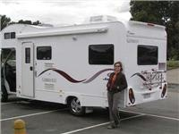 5 GoSeeAustralias Lisa loves camping in a  motorhome
