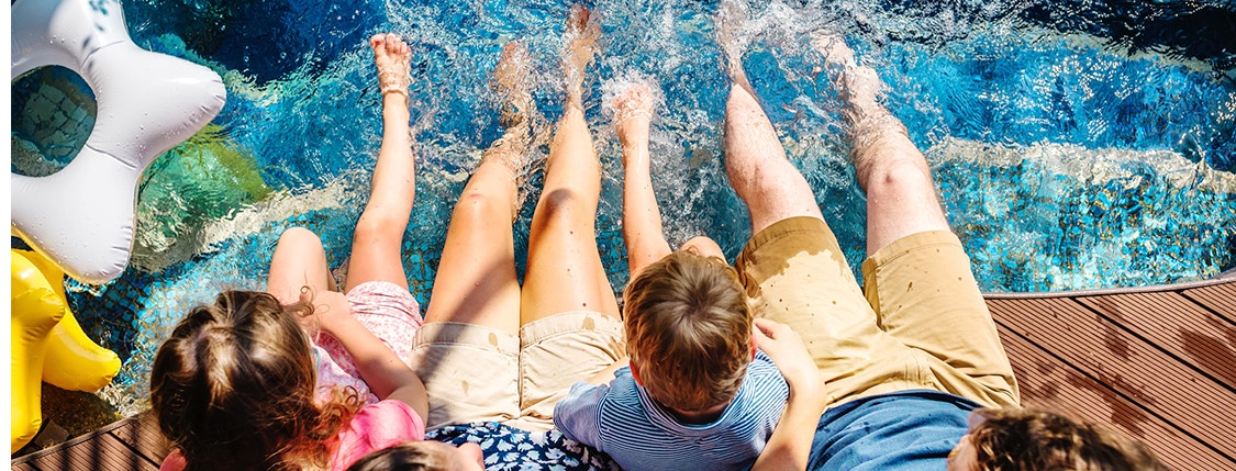 Pool security basics that every parent should know