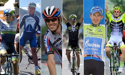 Six Breakthrough Riders to Watch at the Giro