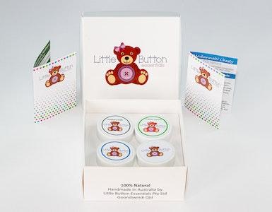 Little Button Essentials Madannah Range Sampler Gift Box
