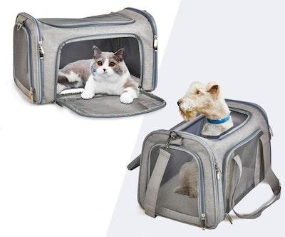 Pepper & Murphy's Pet Carrier