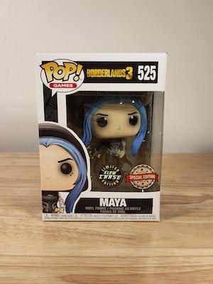 Maya Borderlands 3 Special Edition Limited Glow Chase Pop Vinyl