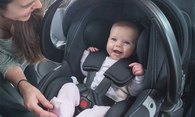 ISOFIX car seats, everything you need to know