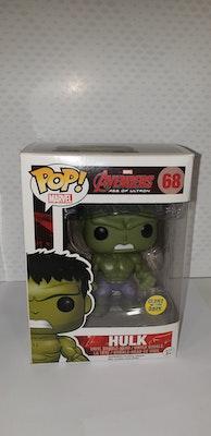 Hulk pop vinyl