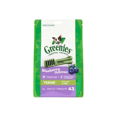 Greenies Blueberry Teenie 340G
