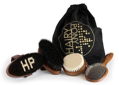 Hairy Pony Brush Kit