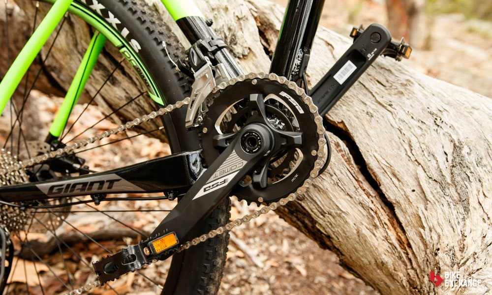 fullpage Giant Fathom 29er 2 2017 mountain bike review bikeexchange 17
