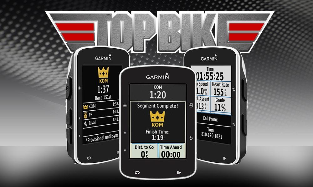 Top Bike Awards - Garmin 520