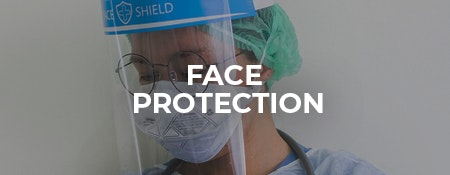 Shop Face Protection Mask & Shields