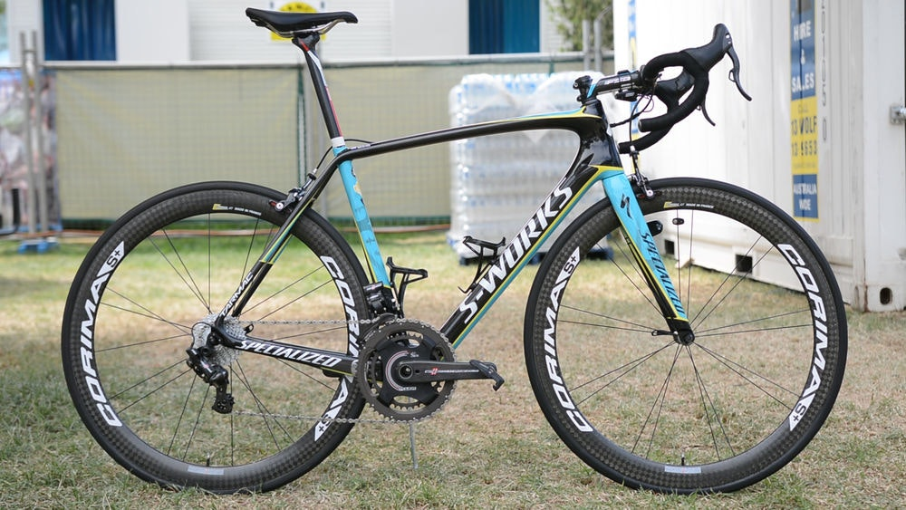 Specialized S Works Tarmac 2016 Astana Pro team