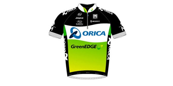 Orica New Naming Rights Sponsor for GreenEDGE Cycling