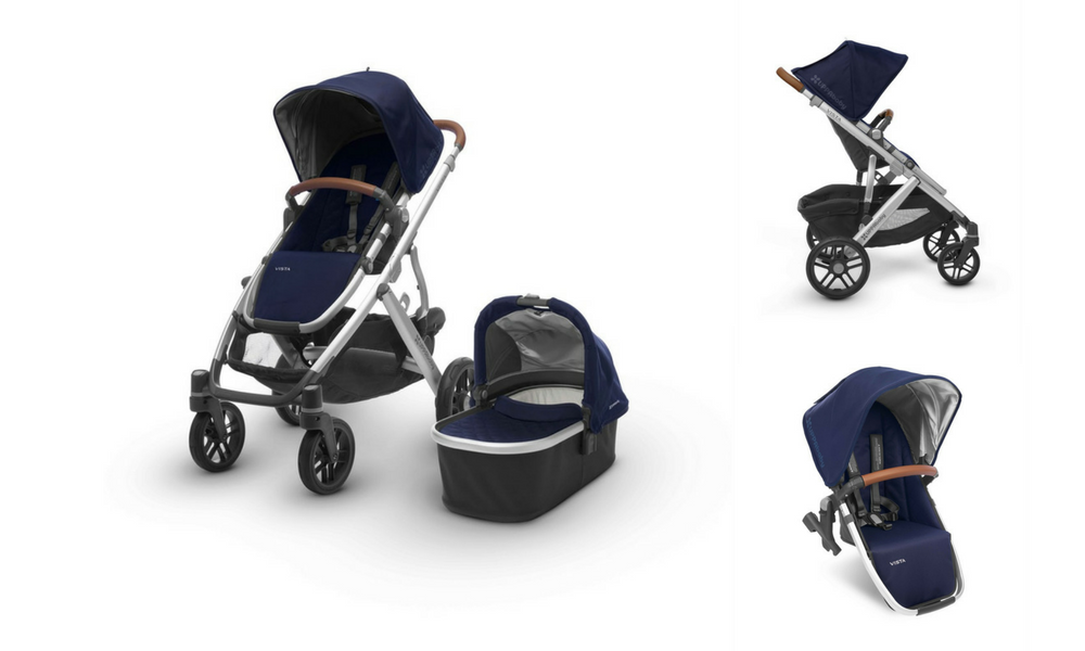 myer-market-pram-stroller-buying-guide-uppababy-vista-2018-blue-bassinet-carriage-png