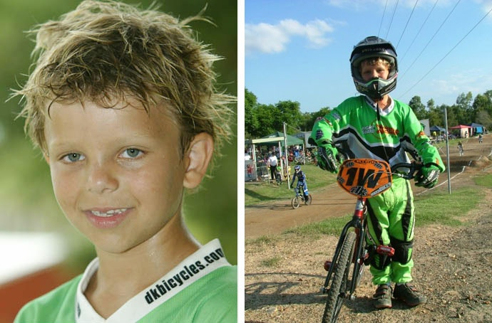 10 Years Old & Taking the World by BMX!!!