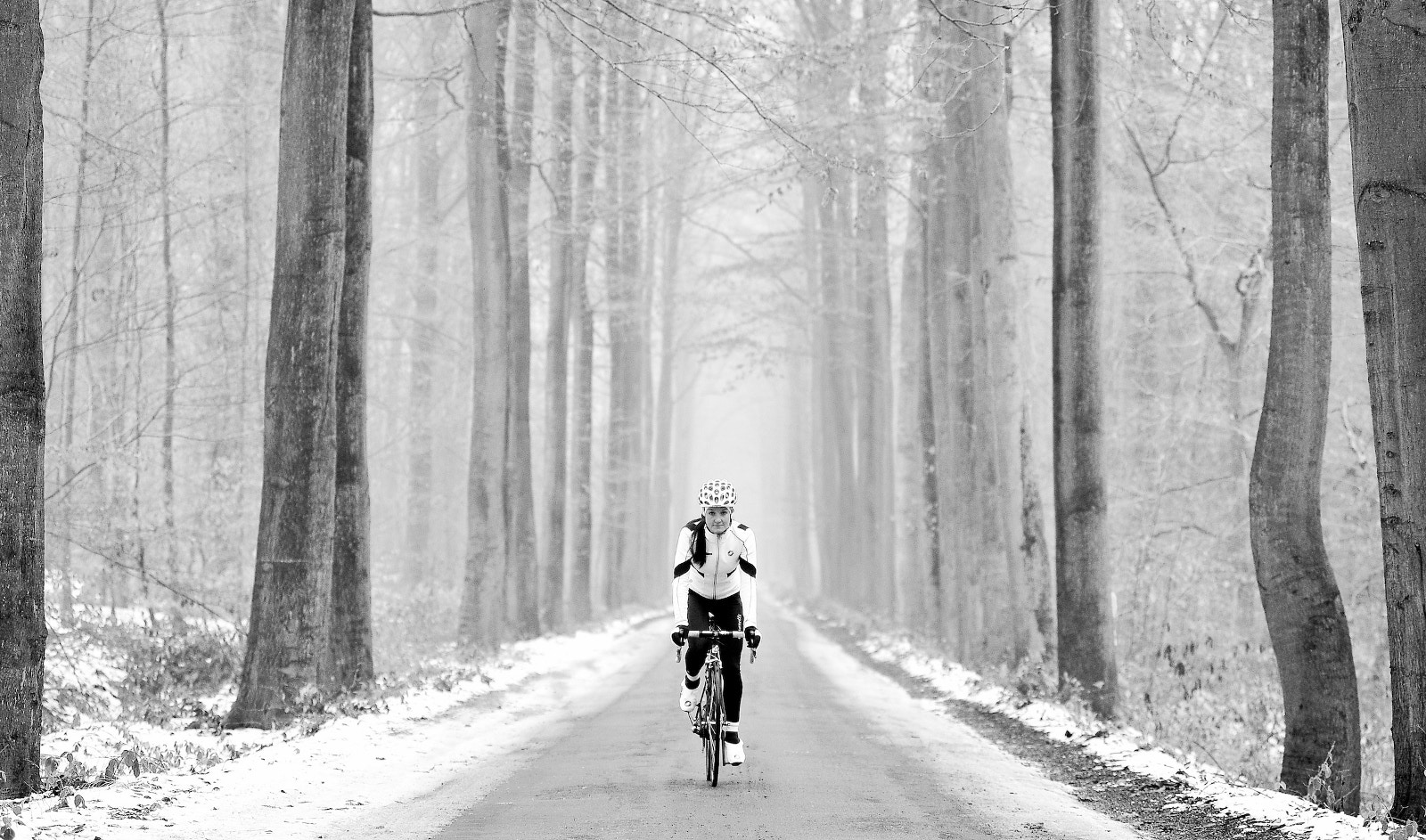 Top Winter Riding Tips from racing in sub-zero conditions