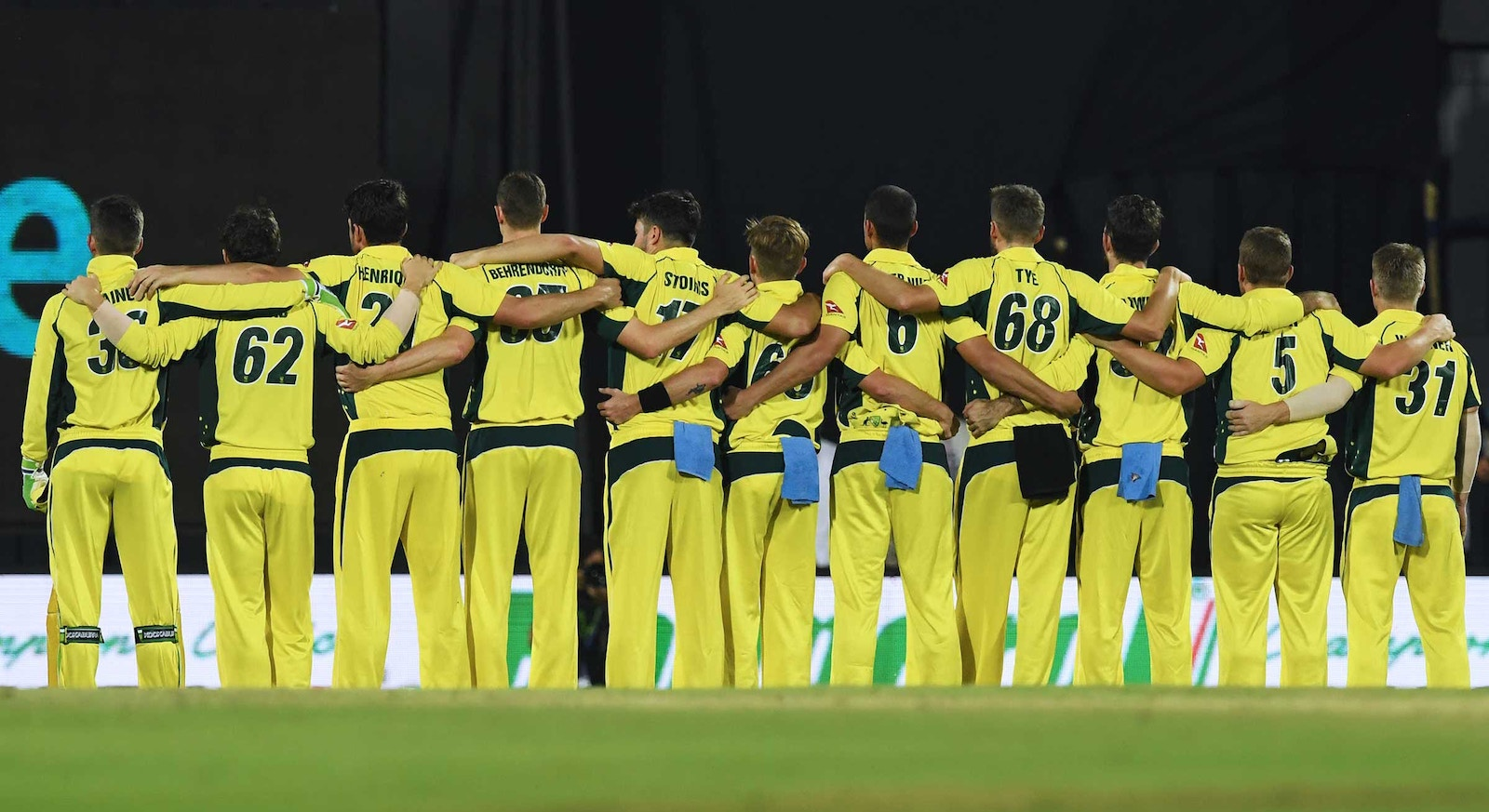 The Summer of Green & Gold - Australia prepare for the ODI & T20 Series