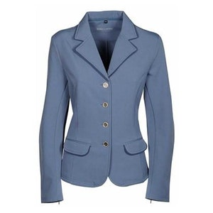 Harry's Horse Competition Jacket Softshell - St Tropez Steel Blue