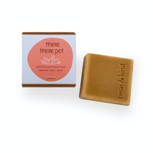 Bear & Kind There There Pet Soothing Shampoo Bar