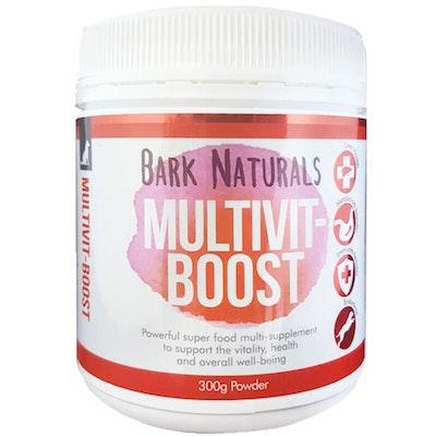 Bark Naturals Mulitvit Boost Dogs Treatment 300g